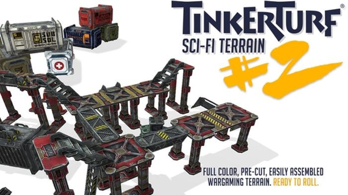 TinkerTurf: Sci-Fi Round 2
