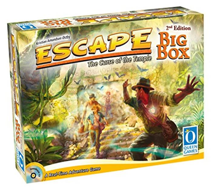 Escape: The Curse of the Temple - Big Box (2nd Edition)