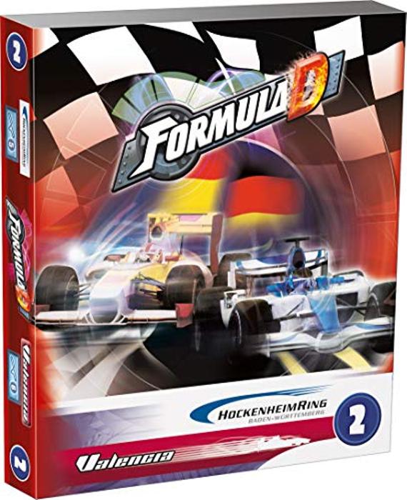 Formula D Expansion 2: Hockenheim/Valencia