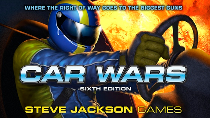 Car Wars Sixth Edition by Steve Jackson Games