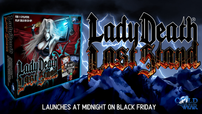 Lady Death: Last Stand