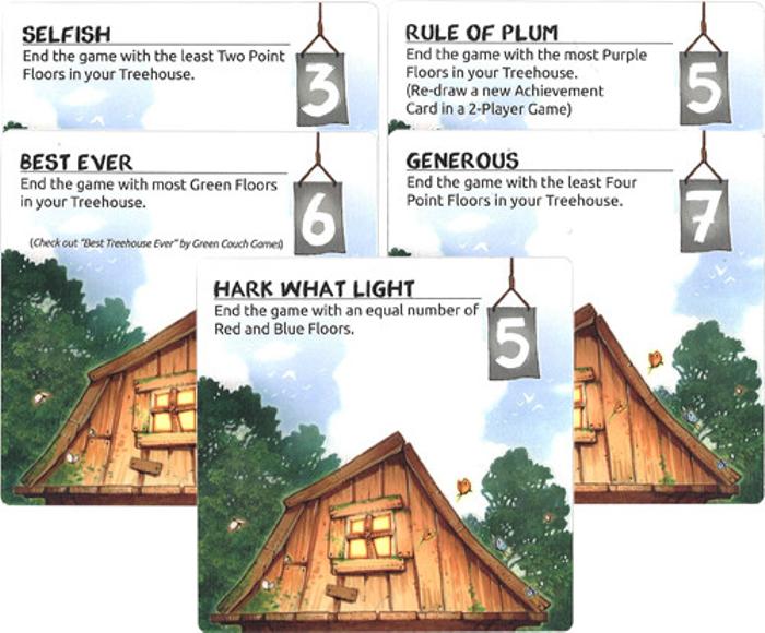 Backyard Builders Treehouse: Achievement Expansion