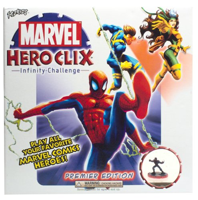 Marvel Heroclix: Infinity Challenge – Premiere Edition