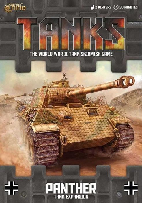 Tanks: Panther Tank Expansion