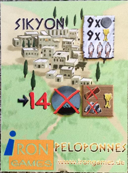 Peloponnes: Sikyon