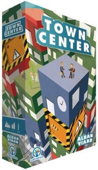 Town Center (fourth edition)
