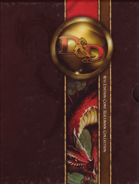 4th Edition Core Rulebook Collection