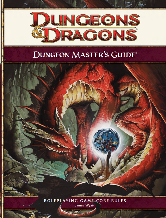 Dungeon Master's Guide (D&D 4e)