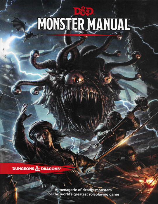 Monster Manual (D&D 5e)