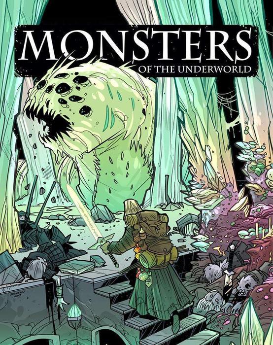 Monsters of the Underworld (D&D 5E)