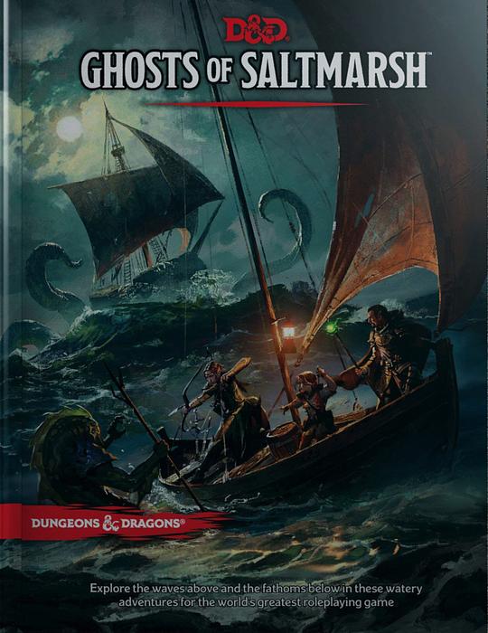 Ghosts of Saltmarsh (D&D 5E)