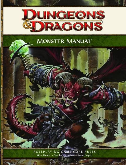 Monster Manual (D&D 4e)