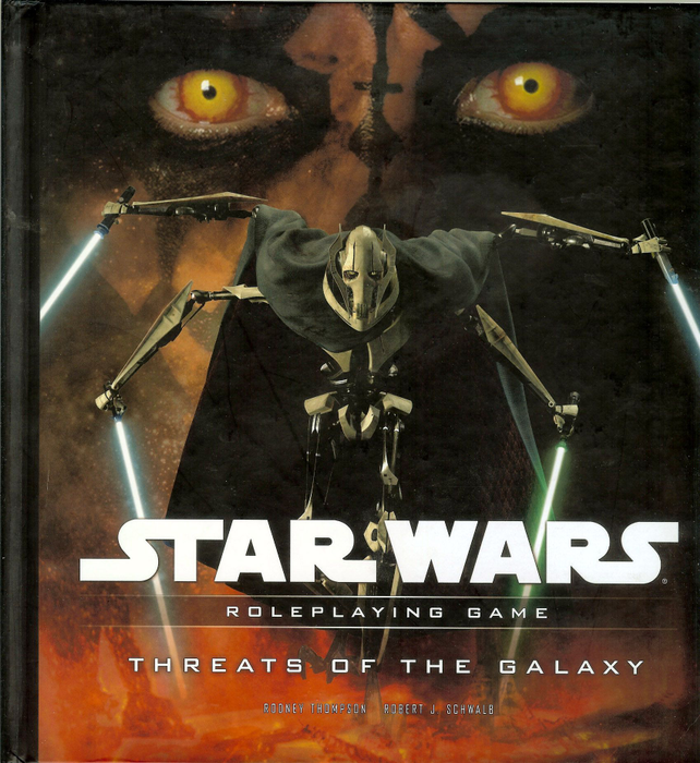 Threats of the Galaxy