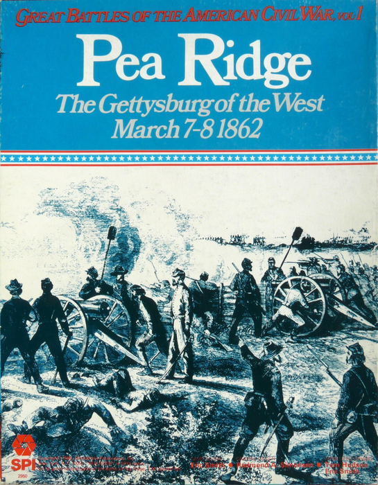 Pea Ridge: The Gettysburg of the West March 7-8 1862