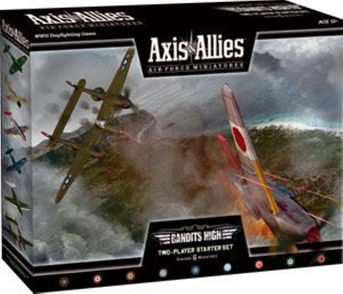 Axis & Allies Air Force Miniatures: Bandits High