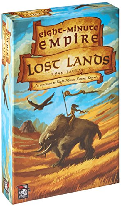 Eight-Minute Empire: Legends: Lost Lands Expansion