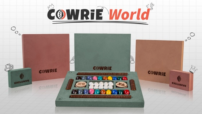 Cocky Cowrie | The smart money board game