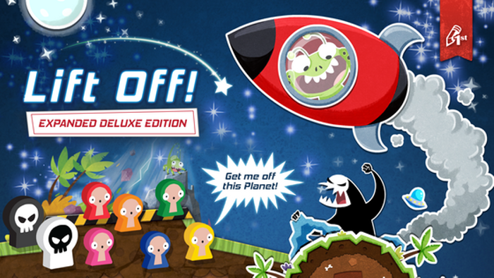 Lift Off! Get me Off This Planet! - Expanded Deluxe Edition