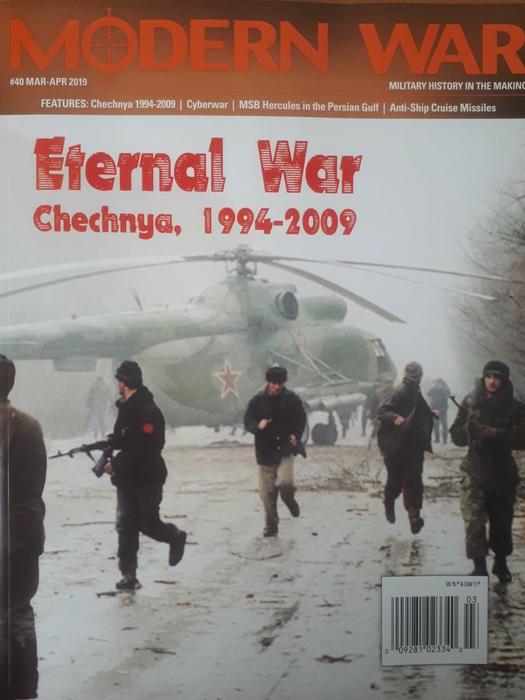 Eternal War, Chechnya, 1994 - 2009