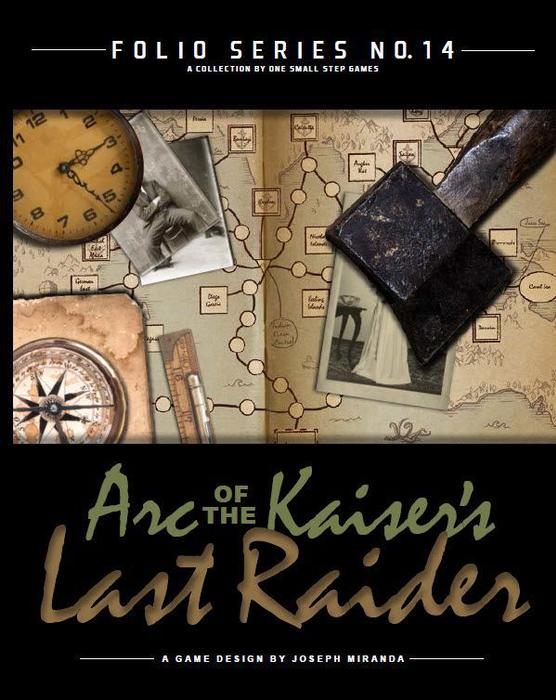 Arc of the Kaiser's Last Raider