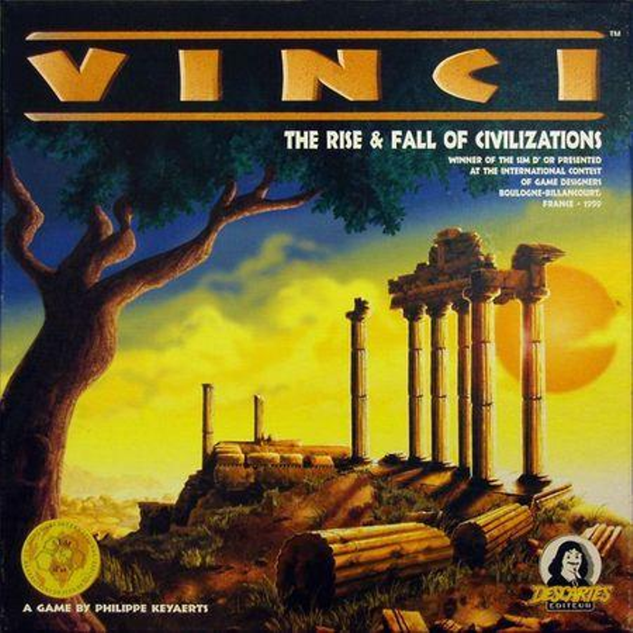 Vinci: The Rise & Fall of Civilizations