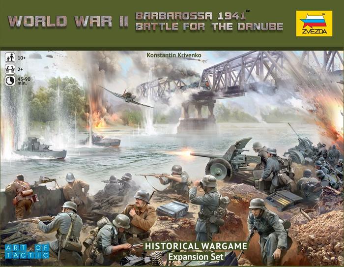 World War II: Barbarossa 1941 – Battle for the Danube Expansion