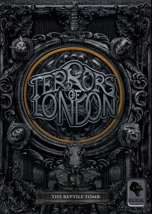 Terrors of London: The Reptile Tomb