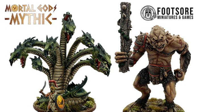Mortal Gods: Mythic by Footsore