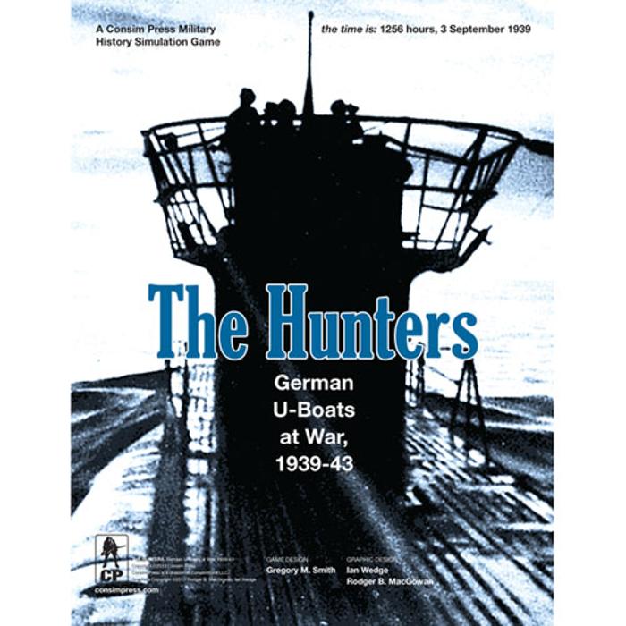 The Hunters: German U-Boats at War, 1939-43