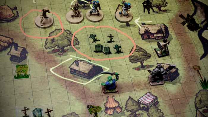 Mammoth Maps - Tabletop Sized Tabletop Action