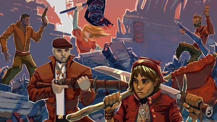Red Rook Revolt!