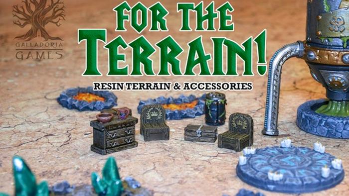 For the Terrain