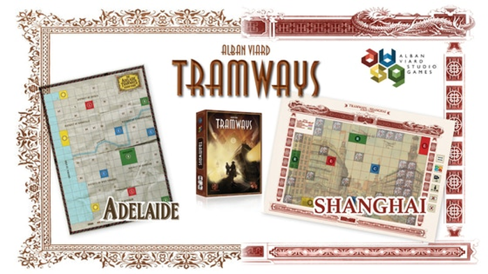 Tramways Adelaide Shanghai