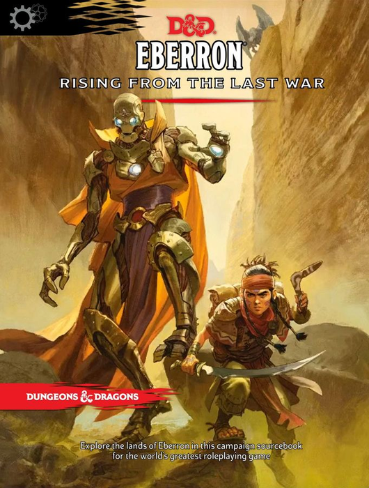 Eberron: Rising from the Last War (D&D 5E)
