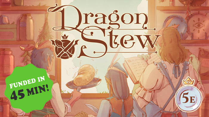 Dragon Stew: a 5th Edition Cooking Supplemental
