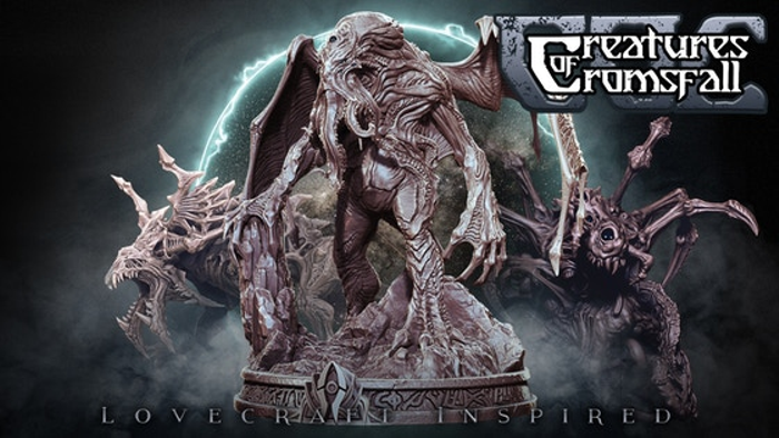 Creatures of Cromsfall