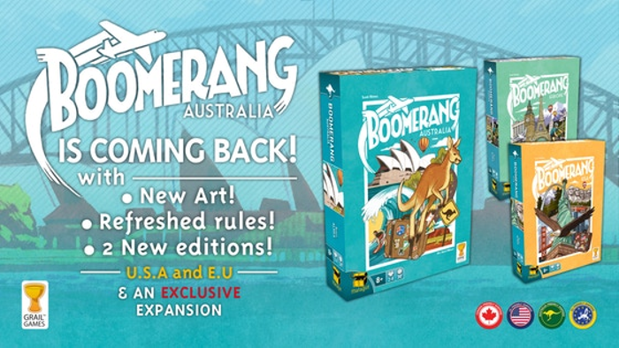Boomerang is back!