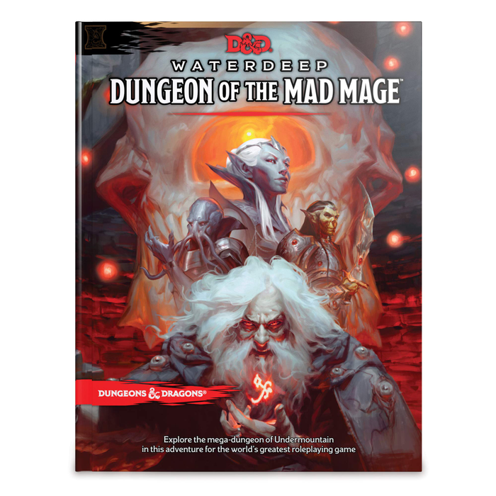 Waterdeep: Dungeon of the Mad Mage (D&D 5E)