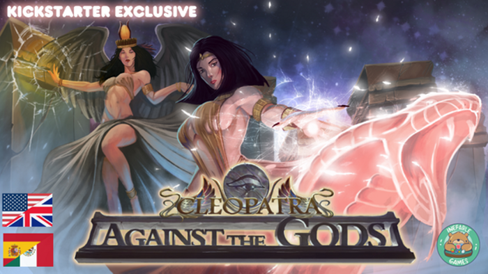 Cleopatra AGAINST THE GODS