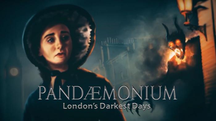 PANDÆMONIUM - A Dark Mysteries Puzzle Box Game