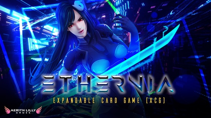 Ethernia the Expandable Card Game. NO MORE P2W!