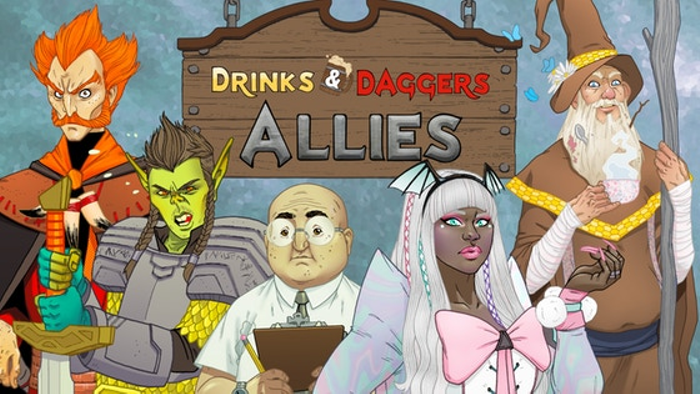 Drinks and Daggers: Allies