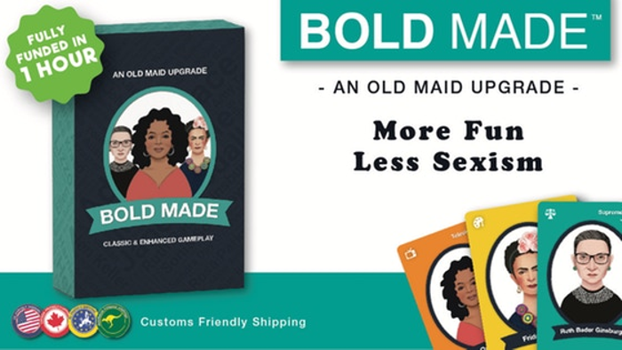 Bold Made - Old Maid for the Modern World