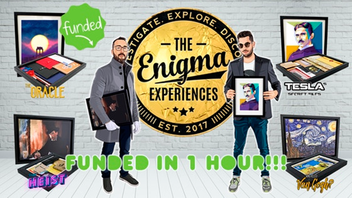 The Enigma Experiences