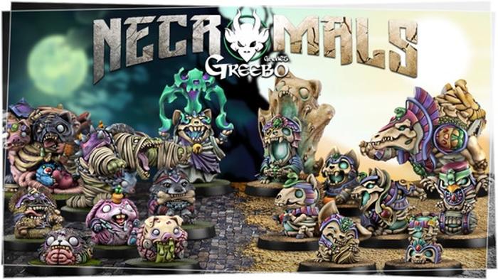 Necromals - Eternal lethargy