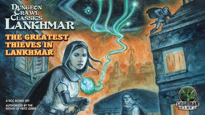The Greatest Thieves in Lankhmar: A DCC Boxed Set