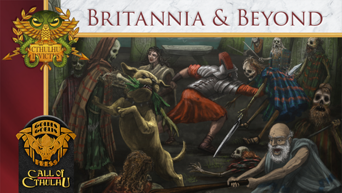 Britannia and Beyond, a regional guide for Cthulhu Invictus.