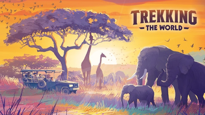 Trekking the World: A Globetrotting Board Game 🌍