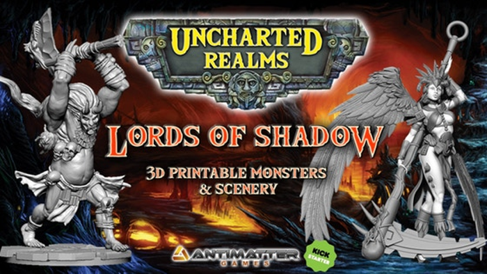 Uncharted Realms - Lords of Shadow