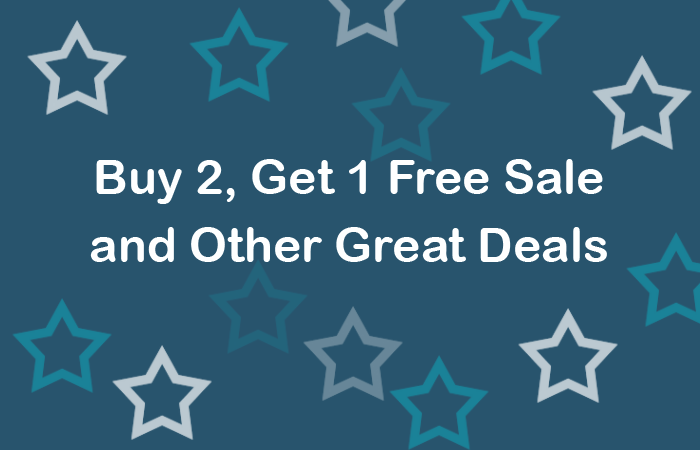 Amazon B2G1 Free Sale and Other Great Deals image